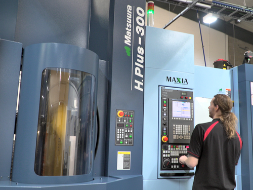 Precision Machining - 5 Axis